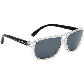 Alpina Yalla Sykkelbriller Barn clear-black